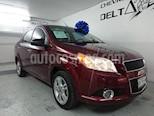 Foto venta Auto Seminuevo Chevrolet Aveo LTZ Aut (2017) color Rojo Tinto