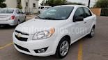 Foto venta Auto usado Chevrolet Aveo LTZ Aut color Blanco precio $171,900