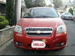 Foto venta Auto usado Chevrolet Aveo LTZ Aut (2008) color Rojo Tinto precio $60,000