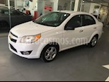 Foto venta Auto Seminuevo Chevrolet Aveo LTZ Aut (2017) color Blanco precio $168,000