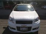 Foto venta Auto usado Chevrolet Aveo LTZ Aut (2014) color Blanco precio $135,000