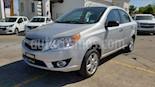Foto venta Auto usado Chevrolet Aveo LTZ Aut (2017) color Plata precio $133,900