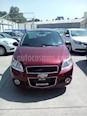 Foto venta Auto usado Chevrolet Aveo LTZ Aut (2017) color Rojo Tinto precio $164,500