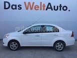 Foto venta Auto usado Chevrolet Aveo LTZ Aut color Blanco precio $186,000