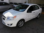Foto venta Auto usado Chevrolet Aveo LTZ Aut (2017) color Blanco precio $140,000