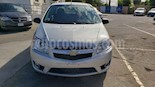 Foto venta Auto usado Chevrolet Aveo LTZ Aut (2017) color Plata precio $123,900