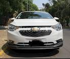 Foto venta Auto usado Chevrolet Aveo LTZ Bolsas de Aire y ABS Aut (Nuevo) (2018) color Blanco precio $185,000