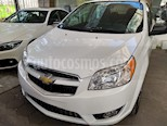 Foto venta Auto usado Chevrolet Aveo LTZ Bolsas de Aire y ABS Aut (Nuevo) color Blanco precio $159,900