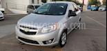 Foto venta Auto usado Chevrolet Aveo LTZ (2017) color Plata precio $124,900