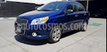 Foto venta Auto usado Chevrolet Aveo LTZ (2013) color Azul Metalico precio $125,000