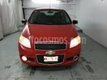 Foto venta Auto usado Chevrolet Aveo LTZ (2013) color Rojo Victoria precio $95,000