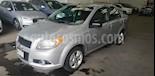 Foto venta Auto usado Chevrolet Aveo LTZ (2013) color Plata precio $110,000