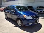 Foto venta Auto usado Chevrolet Aveo LTZ (2015) color Azul precio $125,000