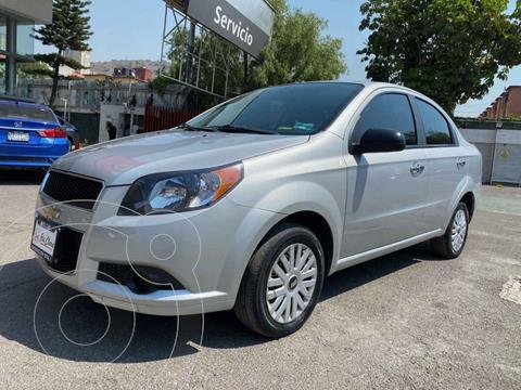 Chevrolet Aveo LS Aa usado (2016) color Blanco precio $118,000