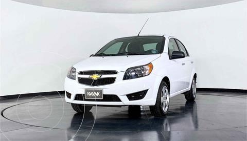 Chevrolet Aveo LT (Nuevo) usado (2018) color Blanco precio $169,999