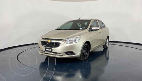 Chevrolet Aveo LS usado (2018) color Dorado precio $167,999