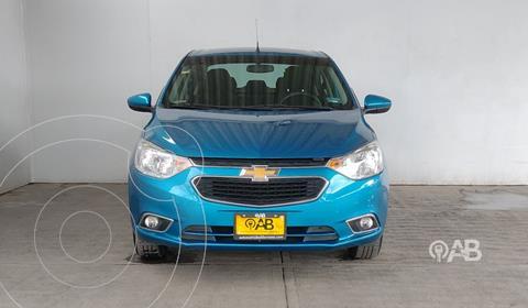 Chevrolet Aveo LS usado (2018) color Azul precio $180,000