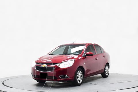 Chevrolet Aveo LTZ Aut usado (2019) color Rojo precio $236,800