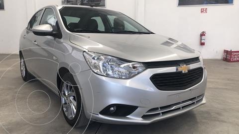 Chevrolet Aveo LT usado (2020) color Plata precio $215,000