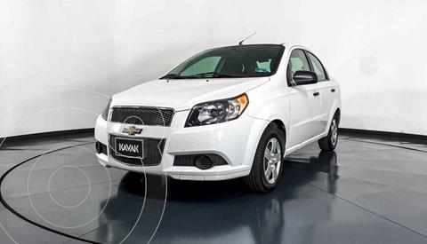 Chevrolet Aveo LS Aa usado (2016) color Blanco precio $114,999