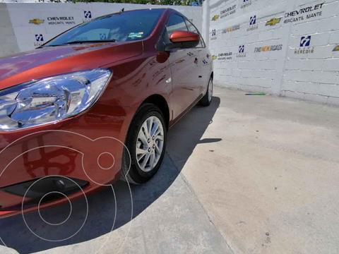 Chevrolet Aveo LT nuevo color Cafe precio $238,900
