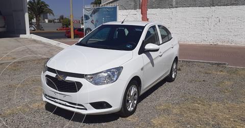 Chevrolet Aveo LT Aut usado (2020) color Blanco precio $185,900