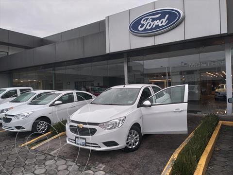 Chevrolet Aveo LS (Nuevo) usado (2018) color Blanco precio $147,000