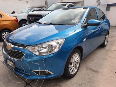 Chevrolet Aveo LTZ usado (2018) color Azul precio $159,000