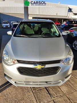 Chevrolet Aveo LS usado (2019) color Gris precio $169,000