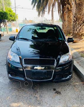 Chevrolet Aveo LS usado (2015) color Negro precio $89,000