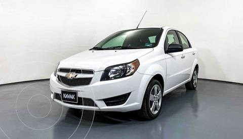 Chevrolet Aveo LTZ Aut (Nuevo) usado (2016) color Blanco precio $134,999