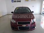 Chevrolet Aveo LT Aut usado (2017) color Rojo precio $150,000