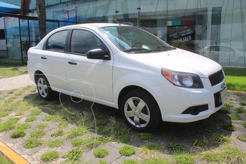 Chevrolet Aveo LS Aa usado (2016) color Blanco precio $148,900