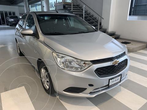 Chevrolet Aveo LS usado (2018) color Plata Dorado precio $159,000