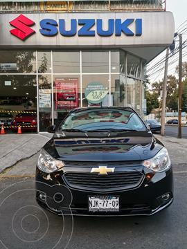 Chevrolet Aveo LT  usado (2019) color Negro Grafito precio $175,000