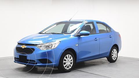 Chevrolet Aveo LS usado (2019) color Azul precio $174,800