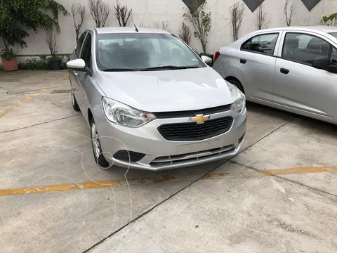 Chevrolet Aveo LT Aut usado (2020) color Plata Dorado precio $189,900