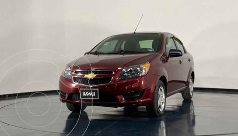 Chevrolet Aveo LS Aa Radio y Bolsas de Aire (Nuevo) usado (2017) color Rojo precio $139,999