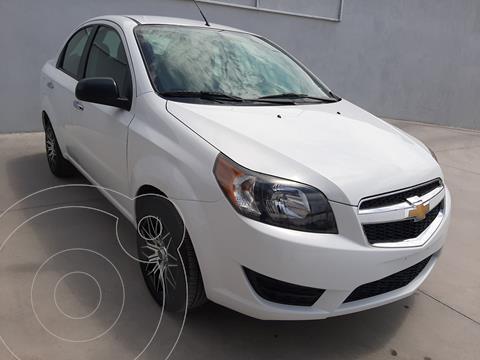 foto Chevrolet Aveo LT usado (2018) color Blanco precio $178,335