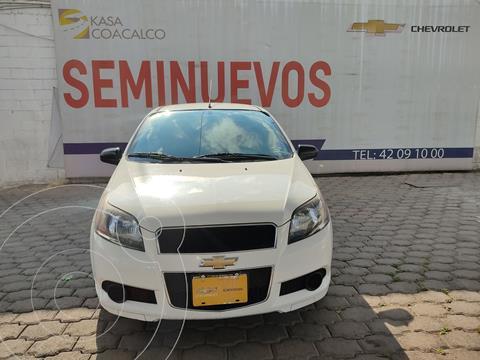 foto Chevrolet Aveo LS usado (2017) color Blanco precio $145,000