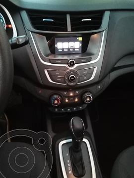 Chevrolet Aveo LTZ Aut usado (2020) color Gris precio $198,000