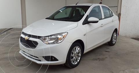 Chevrolet Aveo LT Aut usado (2020) color Blanco precio $182,900