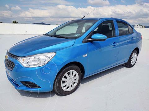 Chevrolet Aveo LS Aut usado (2018) color Azul precio $178,000