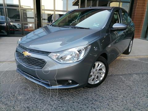 Chevrolet Aveo LT Aut usado (2020) color Gris financiado en mensualidades(enganche $54,250 mensualidades desde $5,086)