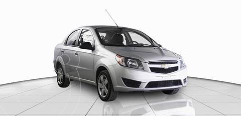 Chevrolet Aveo LT usado (2018) color Plata Dorado precio $175,000