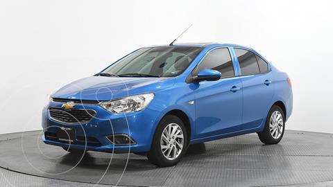 Chevrolet Aveo LTZ usado (2018) color Azul precio $177,000