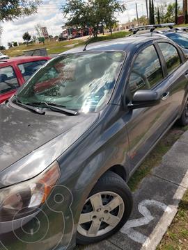 Chevrolet Aveo LS Aa usado (2016) color Gris precio $116,000