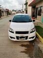 Chevrolet Aveo LS usado (2015) color Blanco precio $92,000
