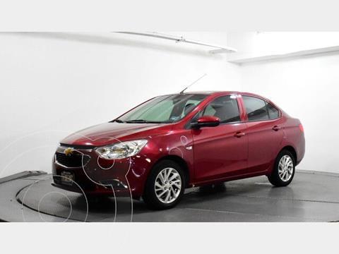 Chevrolet Aveo LTZ Aut usado (2018) color Rojo precio $165,330