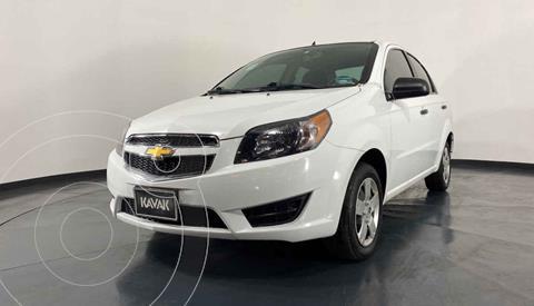 Chevrolet Aveo LS Aa usado (2019) color Blanco precio $152,999